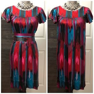 French Connection Pretty Silk Dress